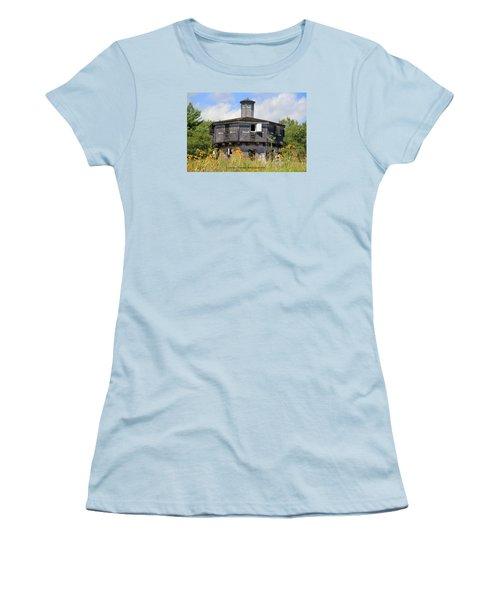 Fort Edgecomb Women's T-Shirt (Junior Cut)