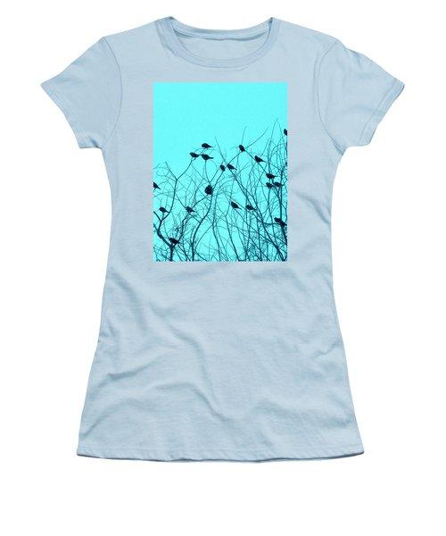 Four And Twenty Blackbirds Women's T-Shirt (Athletic Fit)