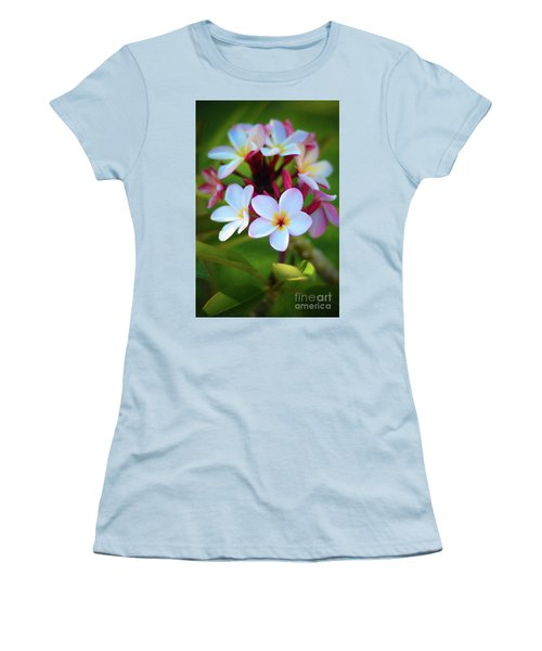 Fragrant Sunset Women's T-Shirt (Athletic Fit)