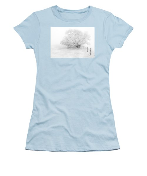 Frosted Women's T-Shirt (Athletic Fit)