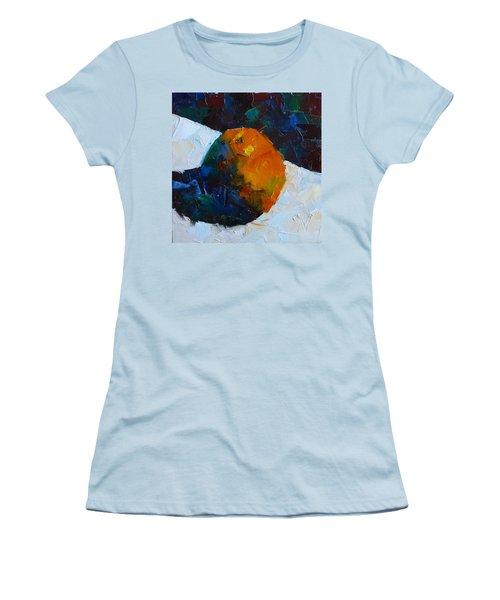 Fun With Citrus Women's T-Shirt (Junior Cut) by Susan Woodward