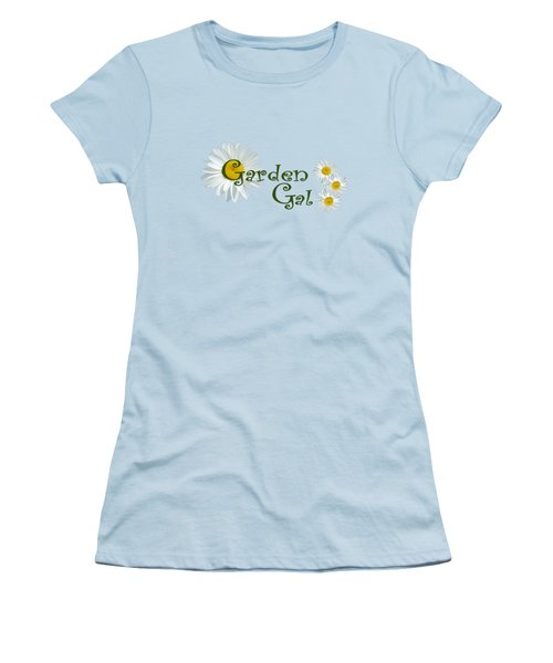 Garden Gal Women's T-Shirt (Athletic Fit)