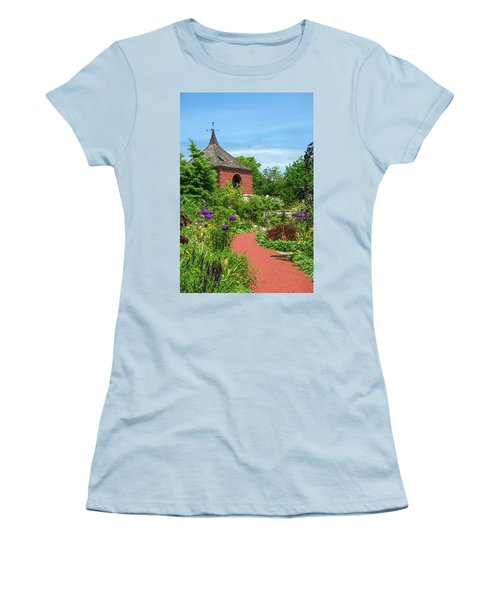 Garden Path Women's T-Shirt (Athletic Fit)
