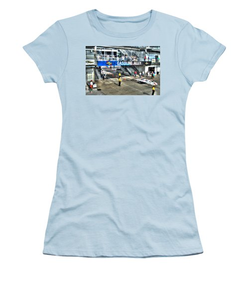 Gasoline Alley 2015 Women's T-Shirt (Junior Cut) by Josh Williams