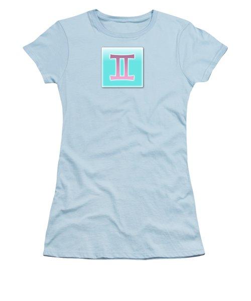 Gemini May 20 - June20 Women's T-Shirt (Athletic Fit)