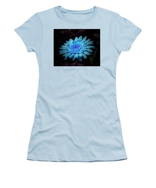 Gerbera Daisy Art Women's T-Shirt (Athletic Fit)