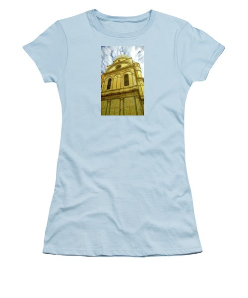 Women's T-Shirt (Athletic Fit) featuring the photograph Glory by Anne Kotan