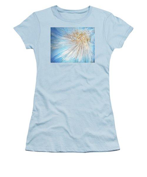Golden Sunshine Women's T-Shirt (Junior Cut) by Angela Stout