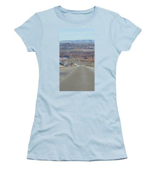 Goodbye Utah Women's T-Shirt (Athletic Fit)