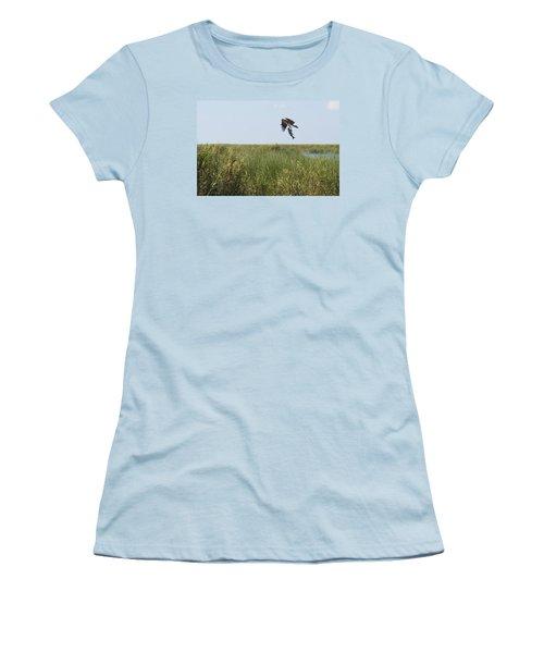 Got Dinner Women's T-Shirt (Athletic Fit)