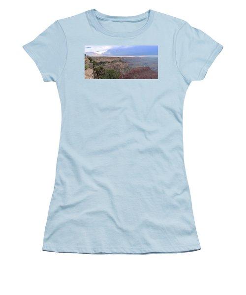 Grand Canyon Women's T-Shirt (Junior Cut) by Fink Andreas