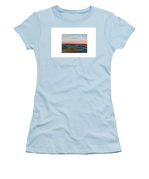 Guilded Edge Women's T-Shirt (Athletic Fit)