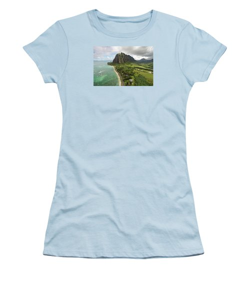 Hawaii Beauty Women's T-Shirt (Junior Cut)
