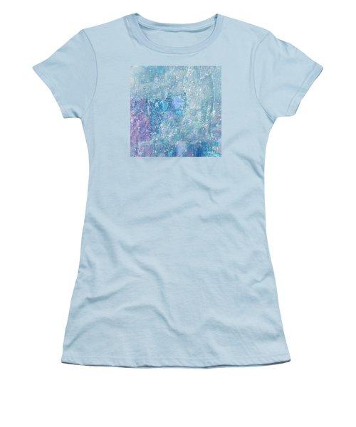 Women's T-Shirt (Junior Cut) featuring the photograph Healing Art By Sherri Of Palm Springs by Sherri  Of Palm Springs