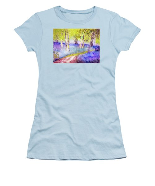 Heather Glade Women's T-Shirt (Athletic Fit)