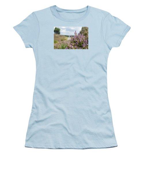 Heather Women's T-Shirt (Junior Cut) by Rainer Kersten
