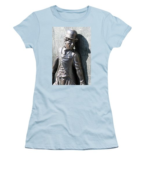 Hey Charlie #2 Women's T-Shirt (Athletic Fit)