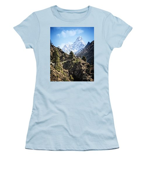 Himalaya Trail Women's T-Shirt (Athletic Fit)