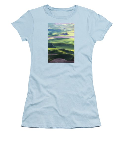 Homestead In The Hills Women's T-Shirt (Athletic Fit)