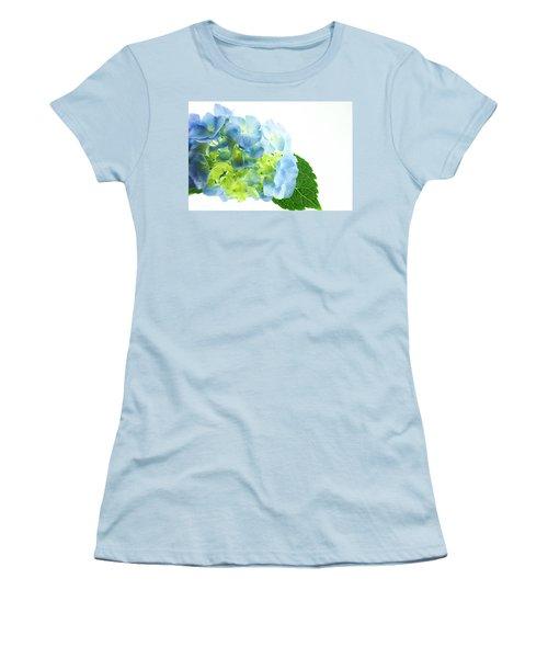 Hydrangea Magic Women's T-Shirt (Athletic Fit)