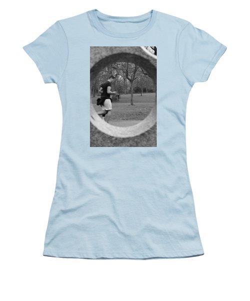 I Spy Women's T-Shirt (Athletic Fit)