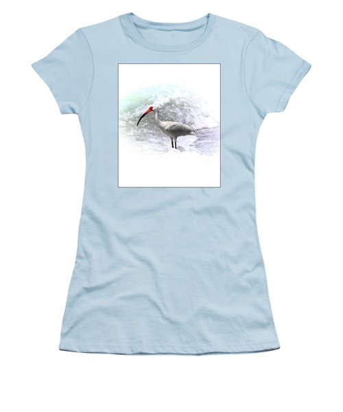 Ibis Surf Women's T-Shirt (Athletic Fit)