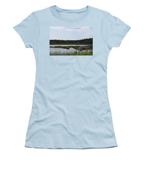 Images From Mt. Desert Island Maine 1 Women's T-Shirt (Athletic Fit)