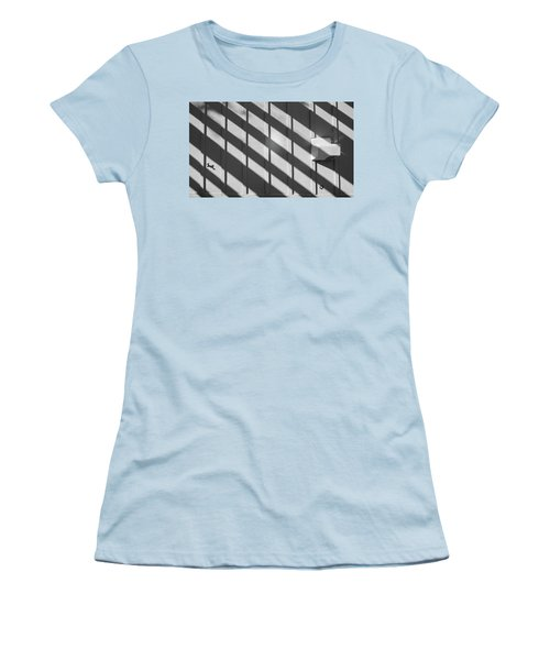 Women's T-Shirt (Athletic Fit) featuring the photograph In The Between by Jingjits Photography