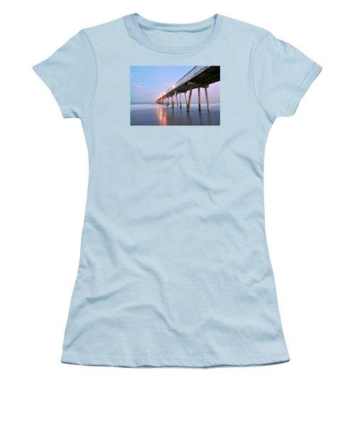 Infinite Bridge Women's T-Shirt (Athletic Fit)