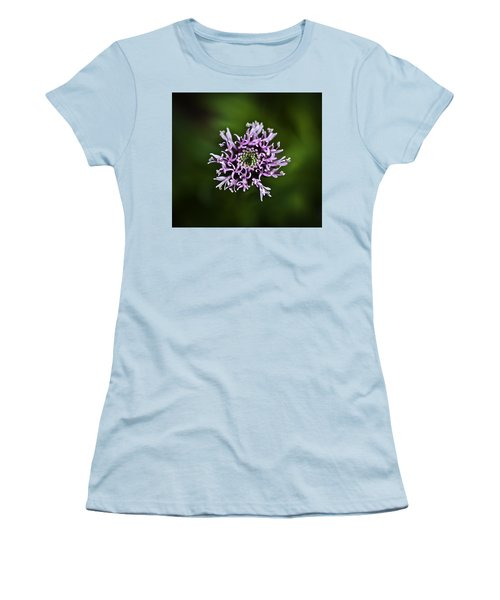 Isolated Flower Women's T-Shirt (Athletic Fit)