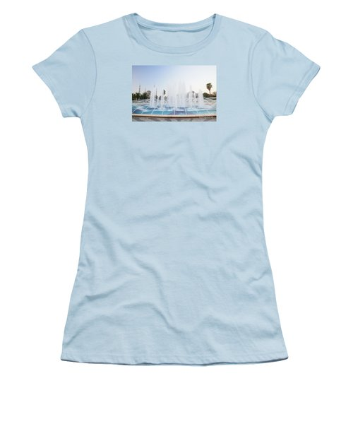Istanbul City Center I Women's T-Shirt (Junior Cut) by Yuri Santin