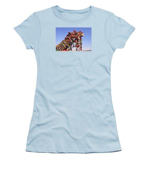Jaisalmer Desert Festival-5 Women's T-Shirt (Athletic Fit)