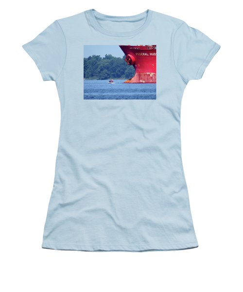 Jet Ski Women's T-Shirt (Athletic Fit)