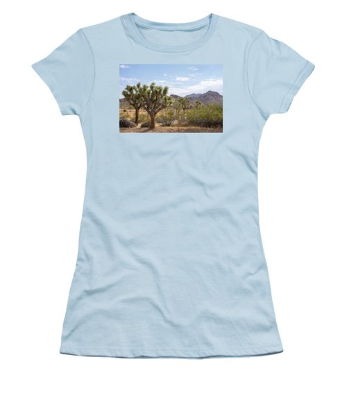Joshua Tree National Park Women's T-Shirt (Athletic Fit)
