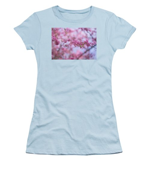 Joy Of Spring Women's T-Shirt (Athletic Fit)
