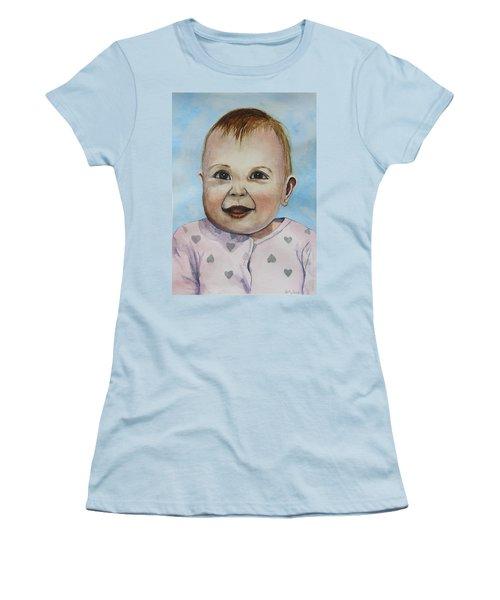 Julianna Women's T-Shirt (Athletic Fit)