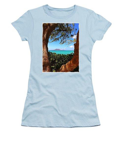 Kailua Women's T-Shirt (Athletic Fit)