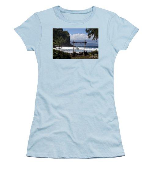 Kapalua Bay Women's T-Shirt (Athletic Fit)