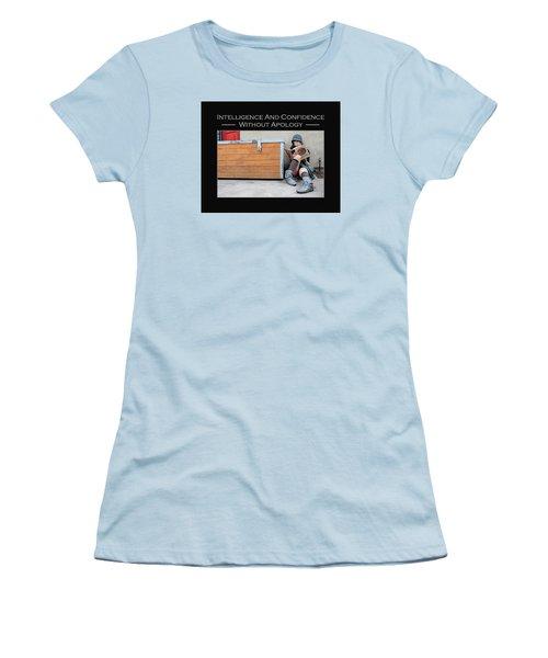 Kellie Peach 4-60 Women's T-Shirt (Athletic Fit)