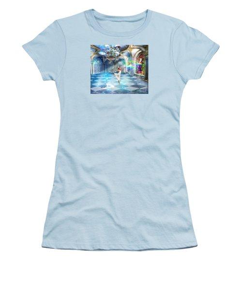 Kingdom Encounter Women's T-Shirt (Athletic Fit)