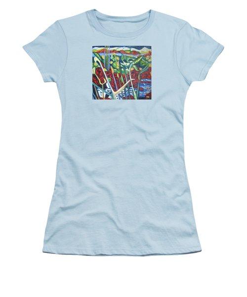 Kwala Zulu Women's T-Shirt (Athletic Fit)
