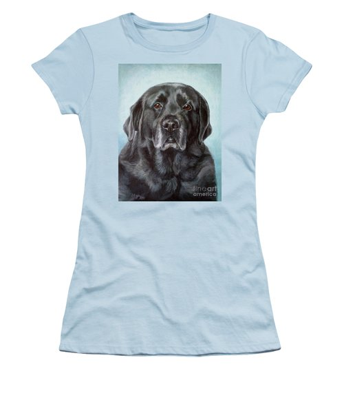 Labs Are The Most Sincere Women's T-Shirt (Athletic Fit)