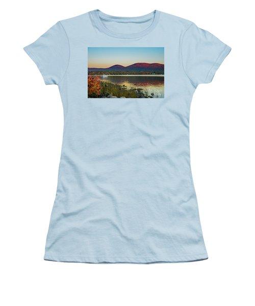 Lake Cruise Women's T-Shirt (Athletic Fit)