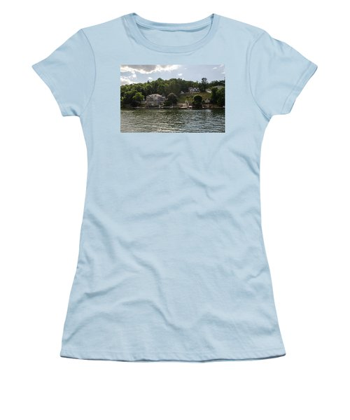 Lakeside Living Hopatcong Women's T-Shirt (Athletic Fit)