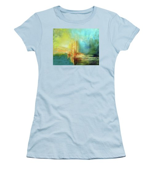 Land Of Oz Women's T-Shirt (Athletic Fit)