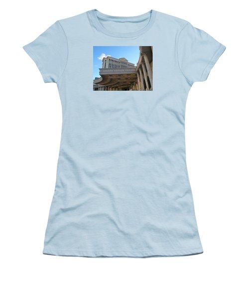 Las Vegas 12 Women's T-Shirt (Athletic Fit)