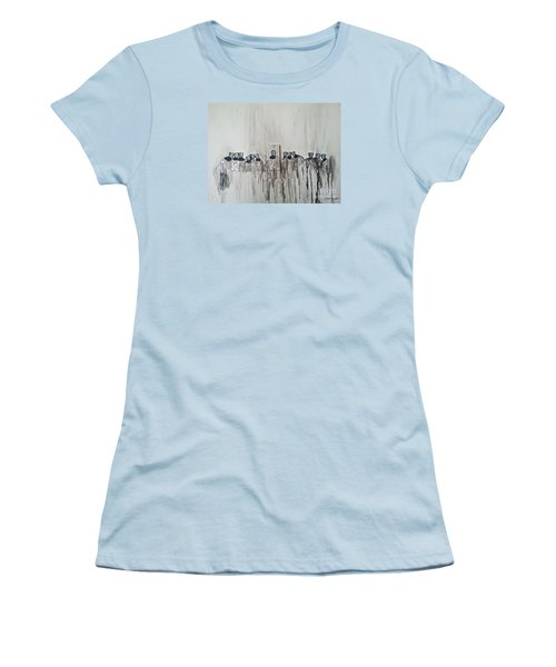 Last Supper Women's T-Shirt (Junior Cut) by Fei A