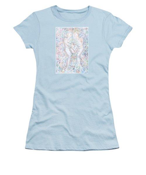 Life Series 1 Women's T-Shirt (Junior Cut) by Giovanni Caputo