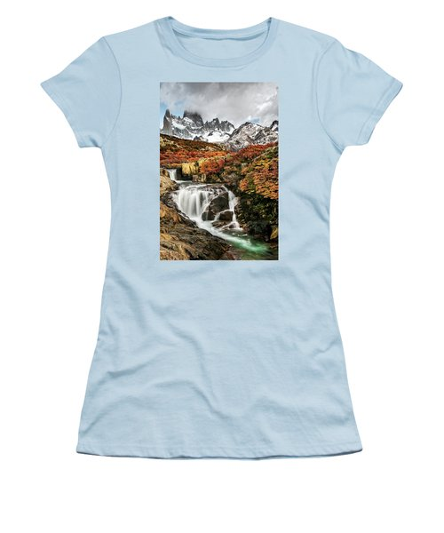 Lifespring 2 Women's T-Shirt (Athletic Fit)