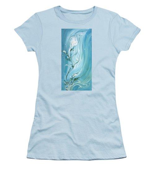 Lily Women's T-Shirt (Junior Cut) by Pat Purdy